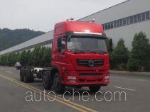 东风牌EQ1310VFVJ型载货汽车底盘