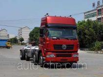 东风牌EQ1320GD5DJ1型载货汽车底盘