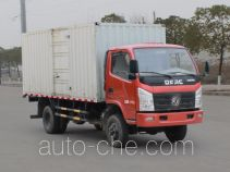Dongfeng cross-country box van truck