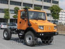 Dongfeng EQ2070FZ4DJ off-road vehicle chassis