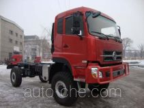 Dongfeng EQ2141AX desert off-road truck chassis