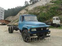Dongfeng EQ3070FD4DJ dump truck chassis