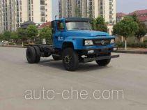 Dongfeng EQ3100FLVJ dump truck chassis