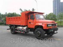 嘉龙牌EQ3120FN-50型自卸汽车