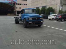 Dongfeng EQ3160FD4DJ dump truck chassis