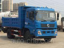 东风牌EQ3160GD5D型自卸汽车