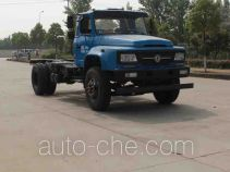 Dongfeng EQ3167FLVJ dump truck chassis