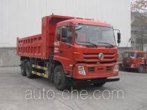Dongfeng EQ3250VFV dump truck