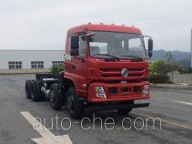 Dongfeng EQ3318GFVJ dump truck chassis