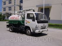 Dongfeng biogas digester operation truck