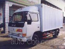 东风牌EQ5032XXYR14D3型厢容可变车
