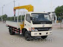 Dongfeng EQ5040JSQ truck mounted loader crane