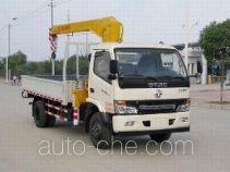 东风牌EQ5040JSQ型随车起重运输车