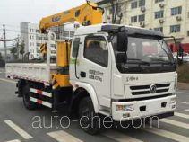 Dongfeng EQ5040JSQZMV truck mounted loader crane