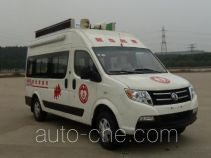 Dongfeng EQ5040XCX5A1 blood collection medical vehicle