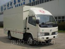 Dongfeng EQ5040XWT35D3AC mobile stage van truck