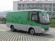 东风牌EQ5040XXY4D型厢式运输车