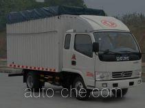 Dongfeng EQ5040XXYGR35D3AC soft top box van truck