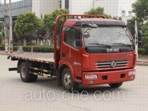 东风牌EQ5041TPB8BDBAC型平板运输车