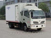 Dongfeng EQ5041XLCL8BD2AC refrigerated truck