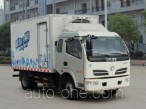 东风牌EQ5041XLCL8BDBAC型冷藏车