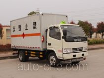 Dongfeng EQ5041XRQ3BDFACWXP flammable gas transport van truck