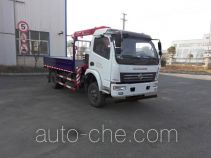 Dongfeng EQ5042JSQZMC truck mounted loader crane
