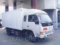 Dongfeng EQ5042XXYGR51D3A soft top variable capacity box van truck