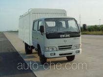 Dongfeng EQ5042XXYNR14D3A soft top variable capacity box van truck