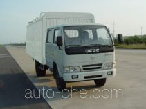Dongfeng EQ5040XXYGR14D3A soft top variable capacity box van truck