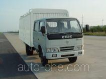 东风牌EQ5040XXYNR14D3A型厢容可变车