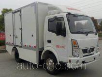 东风牌EQ5044XXYTBEV型纯电动厢式运输车