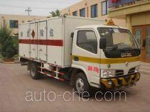 Dongfeng EQ5060TGP20D3AC gas cylinder transport truck