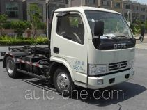 Dongfeng EQ5060ZXXS4 detachable body garbage truck