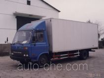 Dongfeng insulated box van truck