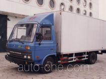 Dongfeng EQ5061XXY5D3 insulated box van truck