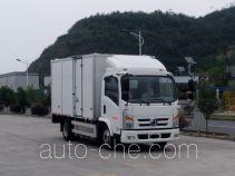 东风牌EQ5070XXYTBEV13型纯电动厢式运输车