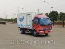 东风牌EQ5080XLC8BD2AC型冷藏车