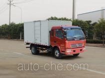 东风牌EQ5080XXYL8BD2AC型厢式运输车