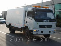 Dongfeng EQ5086TLQS9AD3 highway guardrail cleaner truck
