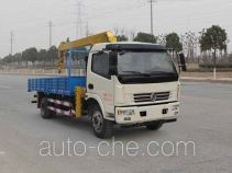 Dongfeng EQ5090JSQL truck mounted loader crane