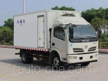 东风牌EQ5090XLC8BDCAC型冷藏车
