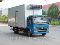 东风牌EQ5090XLC8BDEAC型冷藏车