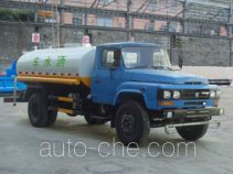 Dongfeng EQ5100GSST sprinkler machine (water tank truck)