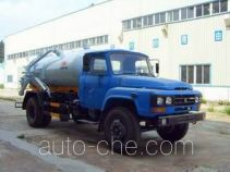 Dongfeng EQ5100GXWG vacuum sewage suction truck