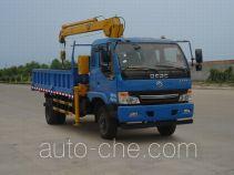 东风牌EQ5100JSQ型随车起重运输车