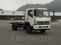 Dongfeng EQ5100JSQFVJ truck mounted loader crane chassis