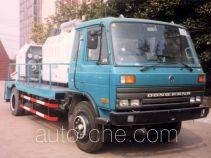 Dongfeng EQ5108THB6DF15 concrete pump truck
