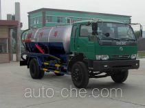 Dongfeng EQ5110GXW sewage suction truck