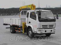 Dongfeng EQ5110JSQF truck mounted loader crane